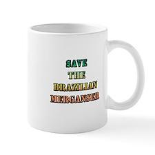 Save the Brazilian Merganser Mug