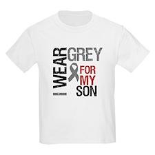 I Wear Grey Son T-Shirt