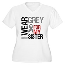 I Wear Grey (Sister) T-Shirt