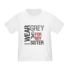 I Wear Grey (Sister) T