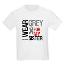 I Wear Grey (Sister) T-Shirt