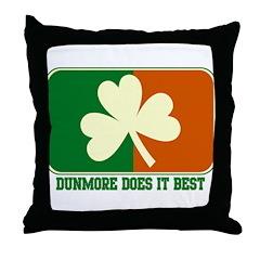 Luck of The Irish Throw Pillow