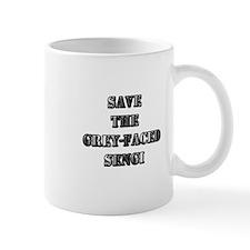 Save The Grey-Faced Sengi Mug