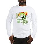 Forks Washington Twilight Long Sleeve T-Shirt