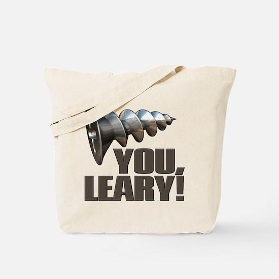 Screw You Leary! Tote Bag