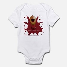 What's Eating You? Infant Bodysuit