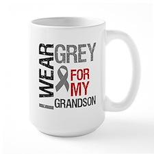 IWearGrey Grandson Mug