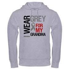 IWearGrey Grandma Jumper Hoody