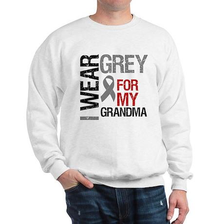 IWearGrey Grandma Sweatshirt