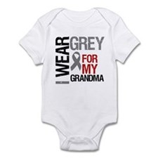 IWearGrey Grandma Infant Bodysuit