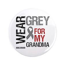 "IWearGrey Grandma 3.5"" Button"