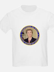Hillary Clinton Secretary of T-Shirt