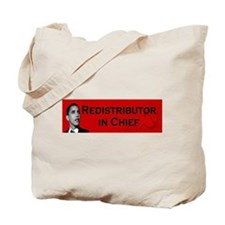 Redistributor In Chief Tote Bag