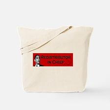 Redistributor In Chief Tote Bag