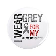 "IWearGrey Granddaughter 3.5"" Button"