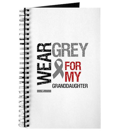 IWearGrey Granddaughter Journal