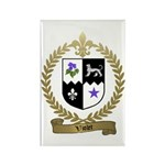 VIOLET Family Crest Rectangle Magnet