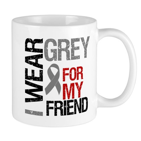 IWearGrey Friend Mug