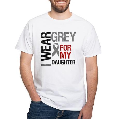 IWearGrey Daughter White T-Shirt