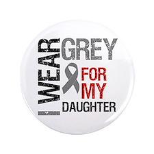 "IWearGrey Daughter 3.5"" Button"