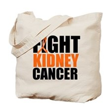 Fight Kidney Cancer Tote Bag