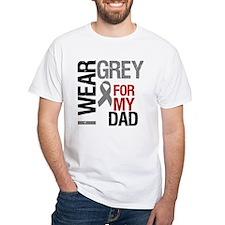 I Wear Grey Dad Shirt
