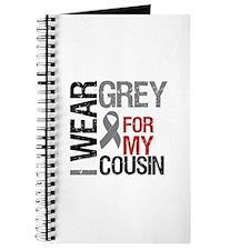 I Wear Grey Cousin Journal