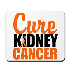 Cure Kidney Cancer Mousepad