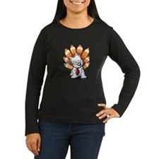 Thankful Turkey Westie T-Shirt