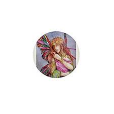 Moonlight fairy Mini Button