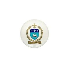 VILLEDIEU Family Crest Mini Button (100 pack)