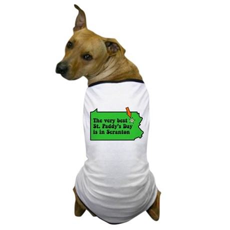 Scranton St Patricks Day Parade Dog T-Shirt