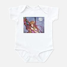 Moonlight fairy detail Infant Bodysuit
