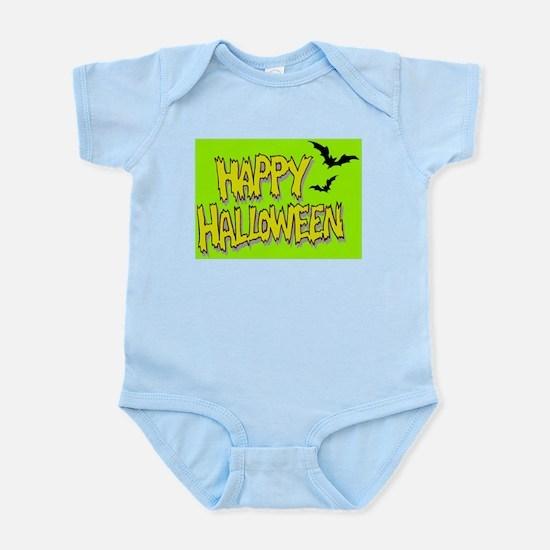Infant Creeper-HAPPY HALLOWEEN!