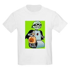 Kids T-Shirt-TRICK ORRRRR TREAT!