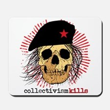Collectivism Kills Mousepad