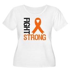 FightStrong OrangeRibbon T-Shirt