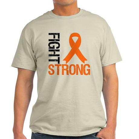 FightStrong OrangeRibbon Light T-Shirt