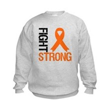 FightStrong OrangeRibbon Sweatshirt