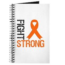 FightStrong OrangeRibbon Journal