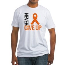NeverGiveUp OrangeRibbon Shirt