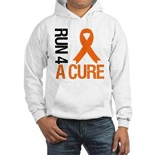 Run4ACure OrangeRibbon Jumper Hoody