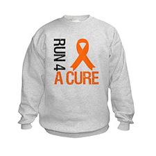 Run4ACure OrangeRibbon Sweatshirt