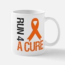 Run4ACure OrangeRibbon Mug