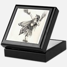 Hawaiian Fairy Keepsake Box