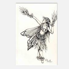 Hawaiian Fairy Postcards (Package of 8)