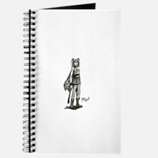 Combat boot fairy Journal
