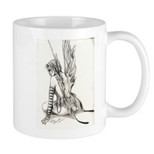 graffiti fairy Mug