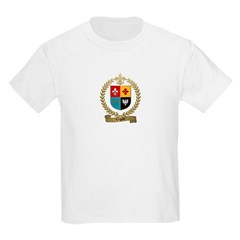 VIGNOT Family Crest Kids T-Shirt