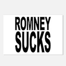 Romney Sucks Postcards (Package of 8)